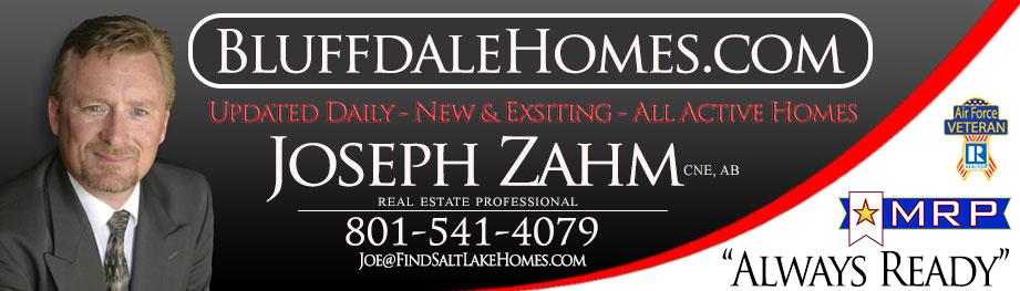 Bluffdale Utah Home for Sale Joseph Zahm