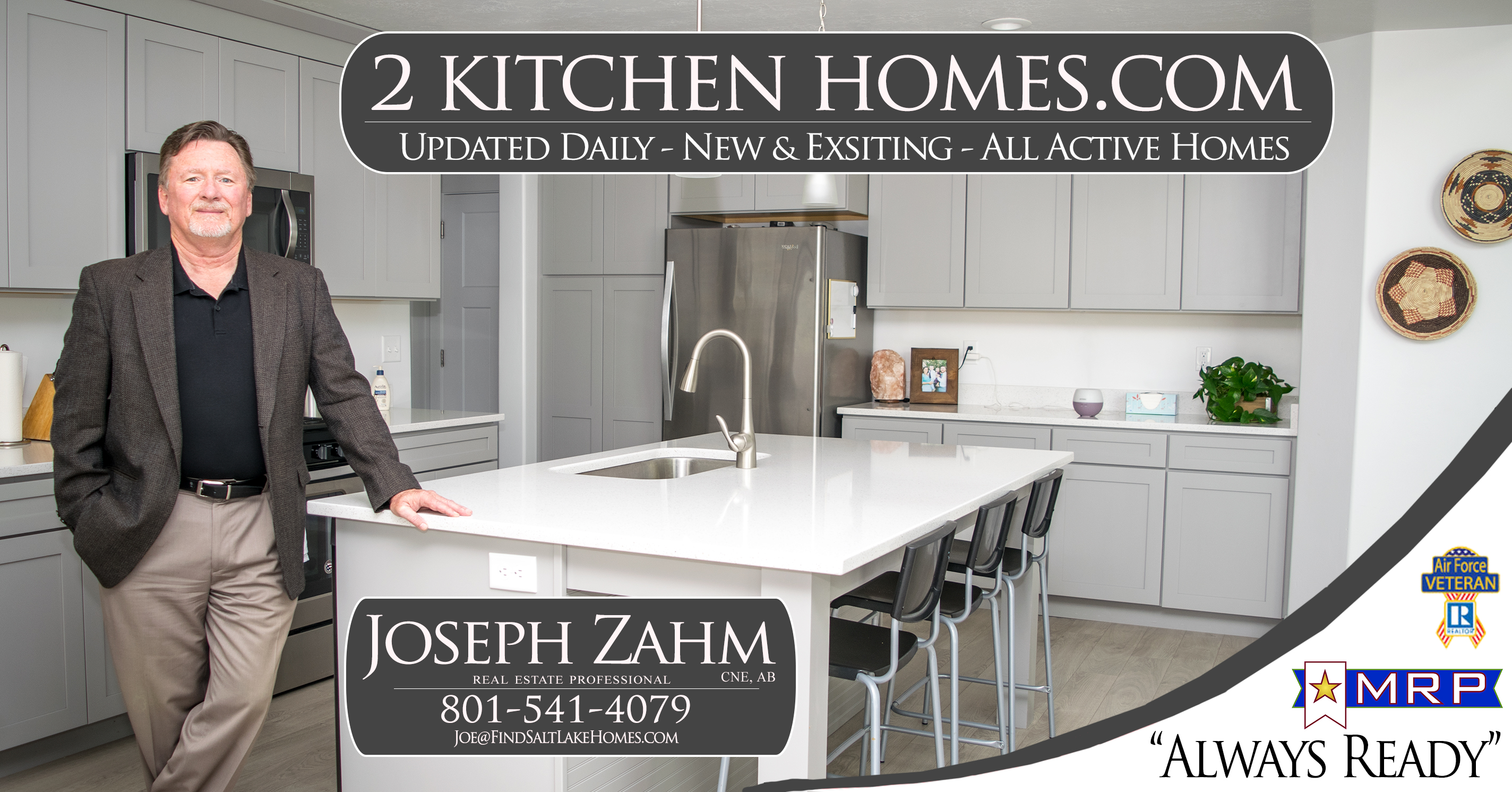 2 Kitchens Homes Utah County | Mother in Law Apartment | Walk Out